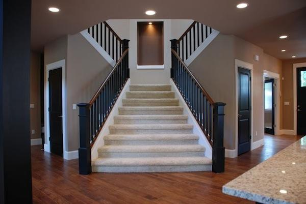 Interior house painting services professional interior house painters - Interior exterior painting services set ...