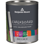 Ben Moore Chalkboard Paint