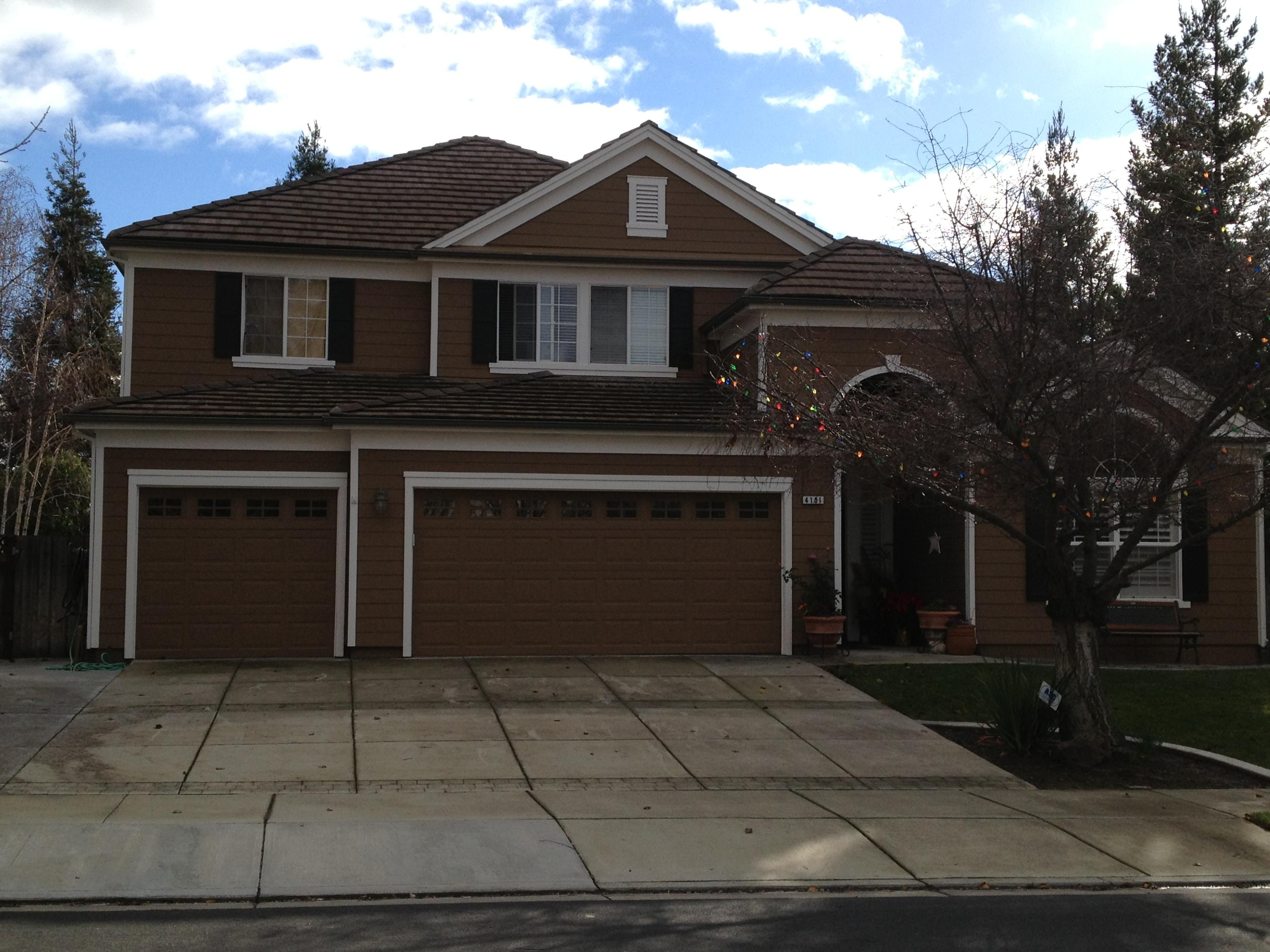 Exterior house painting makeover livermore ca legacy painting contractors for Exterior house painting companies