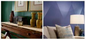 Create dramatic effects with paint sheens - Behr paint