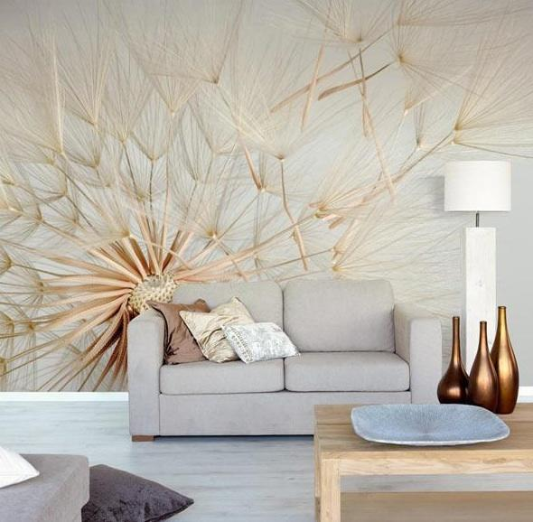 Wall murals and textured wallpaper for your home legacy for Designer wallpaper mural