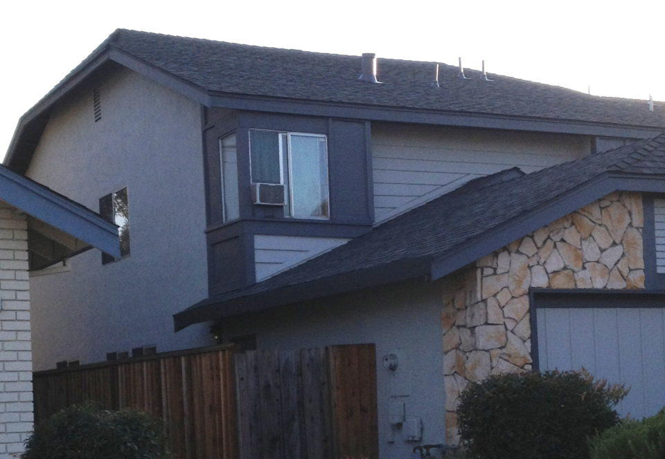 Pleasanton Exterior House Painting