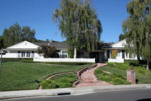 Exterior house painting Danville CA