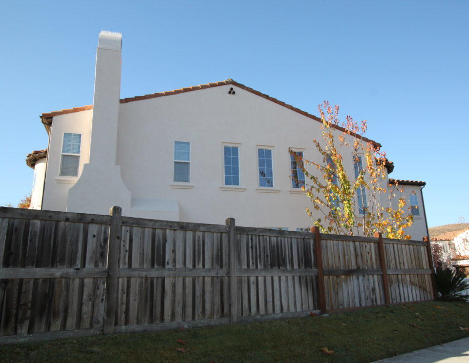 Exterior house painting in San Ramon, Tri-Valley area