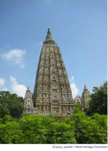 Mahabodhi Temple - The Golden Dome
