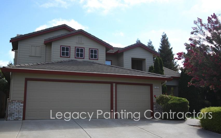 Exterior House Painters Livermore CA