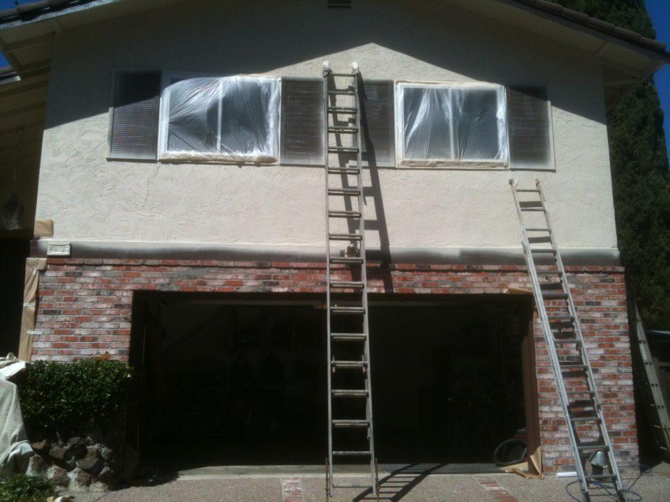 Pleasant Hill Exterior Paint Preparation