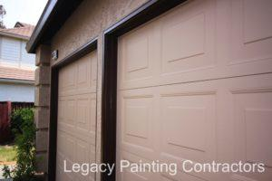 Detailed Garage Door