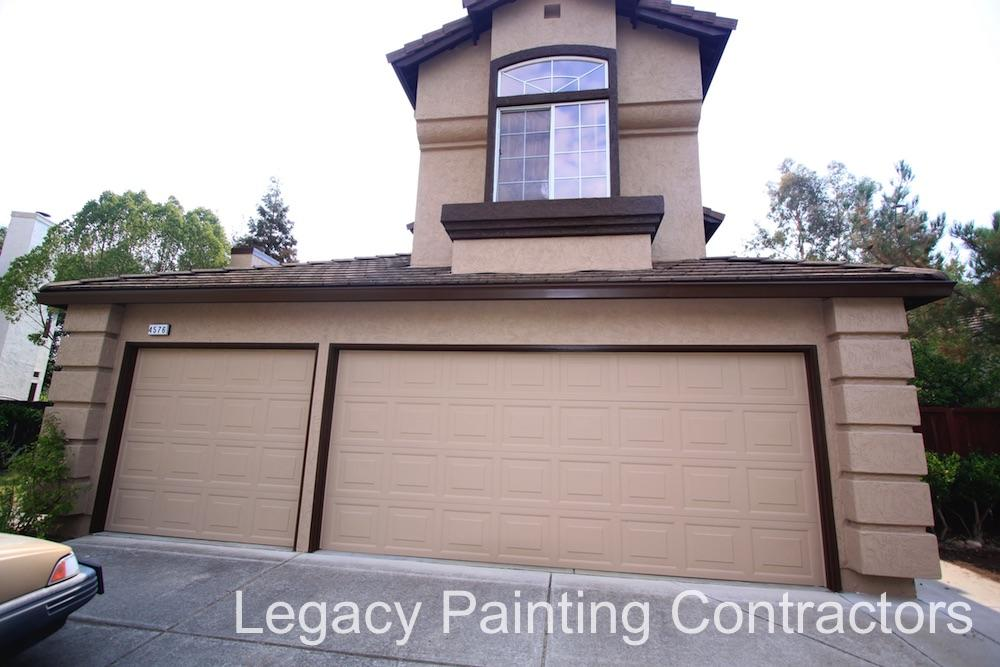 Residential exterior painting portfolio for Exterior house finishes